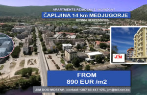 New residence apartments for sale eur 890